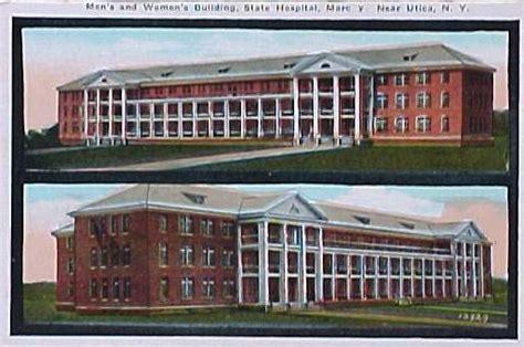Utica Ny Records Utica State Hospital Historic Asylums