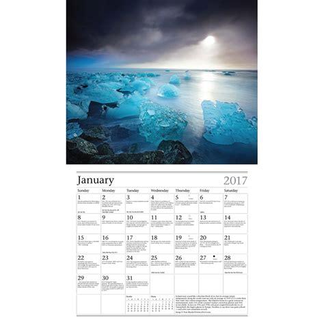 Calendar Weather Weather 2017 Wall Calendar 9781770856820 Calendars