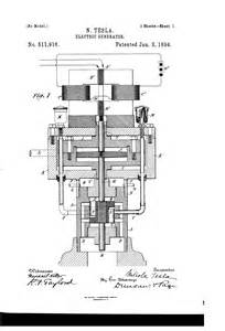 Tesla Free Patent Patent Us511916 Nikola Tesla Patents