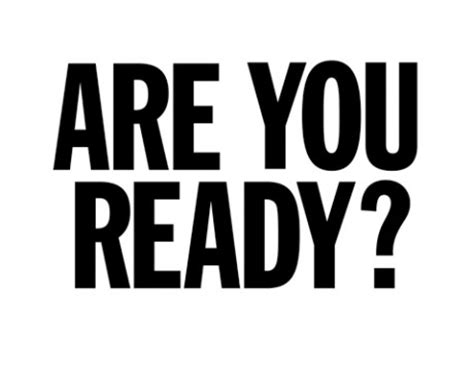 Ready X are you ready to be an entrepreneur myventure in
