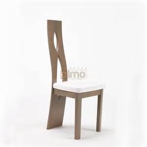 chaise salle 224 manger h 234 tre ou fr 234 ne massif de zeus