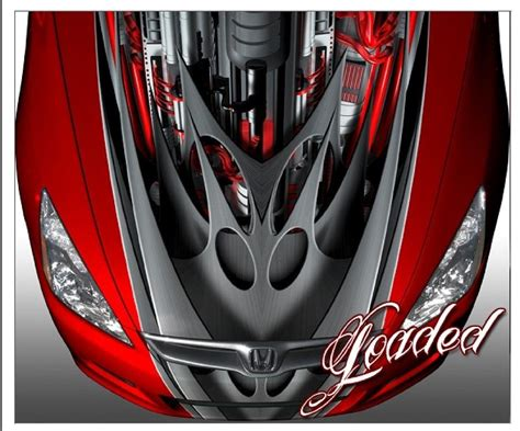 race car wrap graphic vinyl graphic decal style