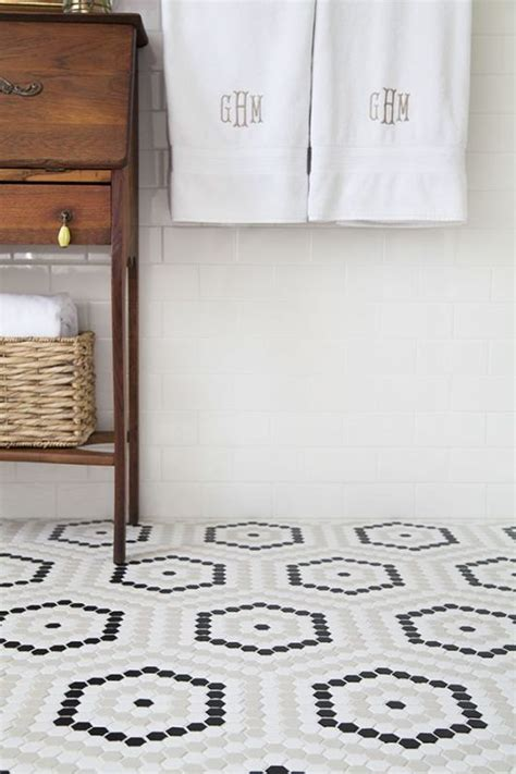 bathroom floor tile patterns tile designs to inspire hexagonal tiles patterns