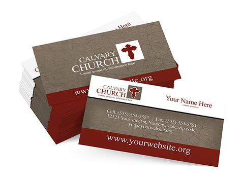 church business cards templates free business card psd template youth pastor card