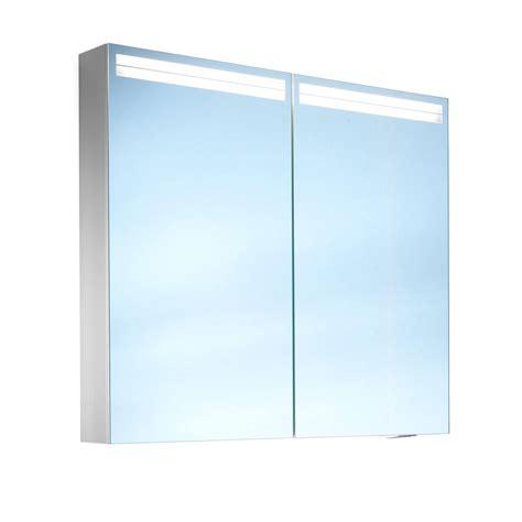 schneider mirrored bathroom cabinet schneider arangaline 2 door mirror cabinet 700mm