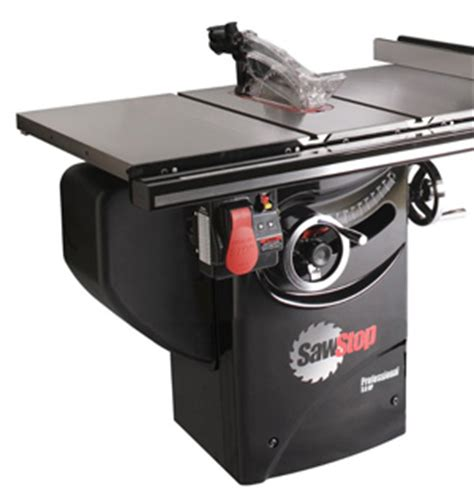 sawstop pcs31230 professional cabinet saw review best