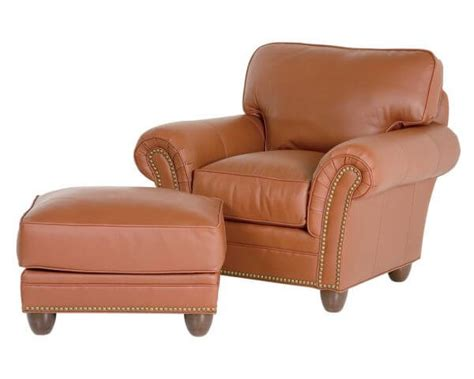 Handmade Furniture Usa - classic leather keswick chair 691 keswick chair