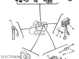 yamaha chappy parts diagram car repair manuals and