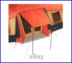 ozark trail 3 room vacation home tent 3 room tent vacation ozark trail family instant cabin cing hiking outdoor cing tents