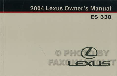auto repair manual online 2004 lexus is spare parts catalogs 2004 lexus es service manual download 2004 2006 lexus rx 330 body collision repair shop manual