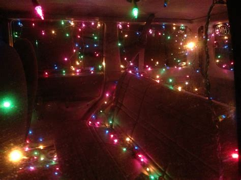 christmas lights inside christmas lights card and decore
