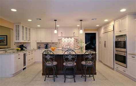 long island kitchen design designer mario s long island kitchen den design makeover
