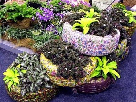 tire flower beds 24 creative ways to reuse old tires as a garden decoration