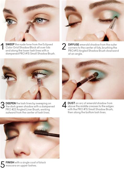 Tutorial How To Get That Fabulous Smoky Look by How To Get The Soft Smoky Eclipsed Eye Look With Emerald