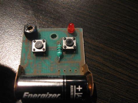 dioda w pilocie zmiana diody w pilocie czerwona gt niebieska