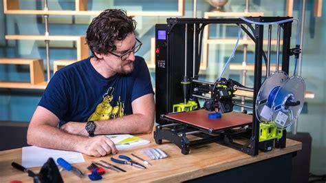 Printer 3d Vlog 89 tested lulzbot taz 6 3d printer review