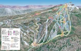blue knob ski resort guide location map blue knob ski