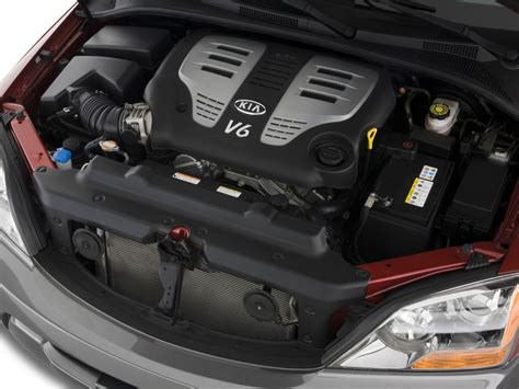 2008 Kia Optima Engine Image 2009 Kia Sorento 4wd 4 Door Ex Engine Size 1024 X