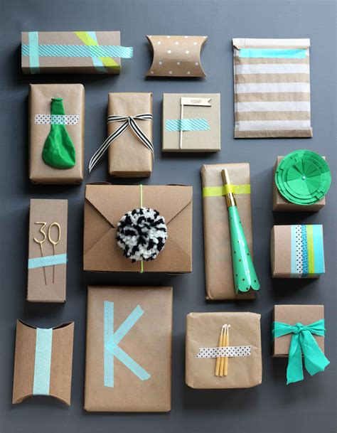 gift box wrapping ideas thirty in a box is my fave you are my fave