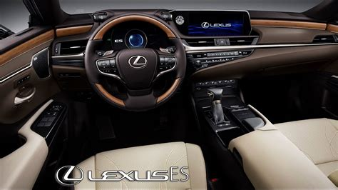Lexus 2019 Es Interior 2019 lexus es interior