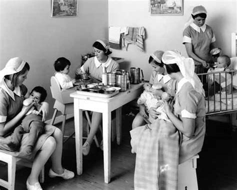 Nursing School New Zealand - occupations karitane nurses class te ara encyclopedia