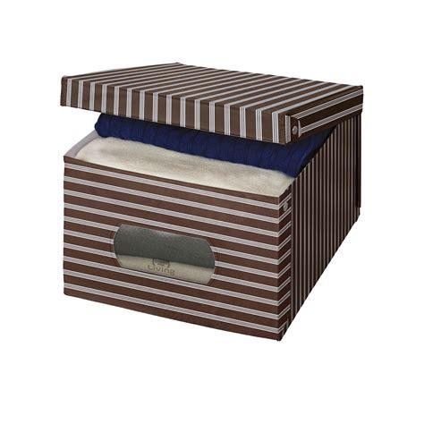 scatola guardaroba custodia scatola organizer salvaspazio organizzatore per