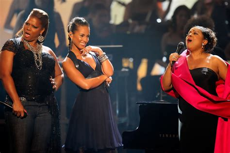 Film Alicia Keys Queen Latifah | alicia keys and queen latifah photos photos 2008