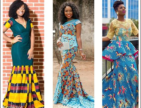 latest 2016 styles of ankara gowns in pinterest 2016 ankara styles newhairstylesformen2014 com