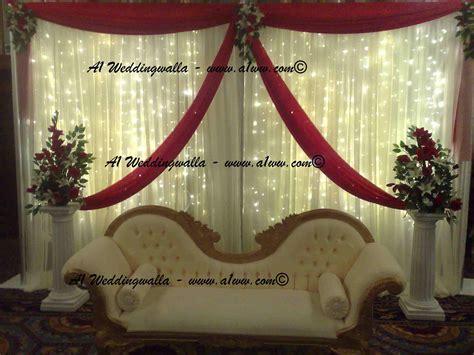 Wedding Stage Decoration & Balloon Decor   Chainimage