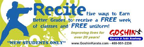 7 Ways To Get Better Grades by Goshin Karate And Judo Academy Scottsdale Arizona