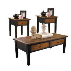 End Table Coffee Table Set Unifying The Room Style With Coffee Tables And End Table