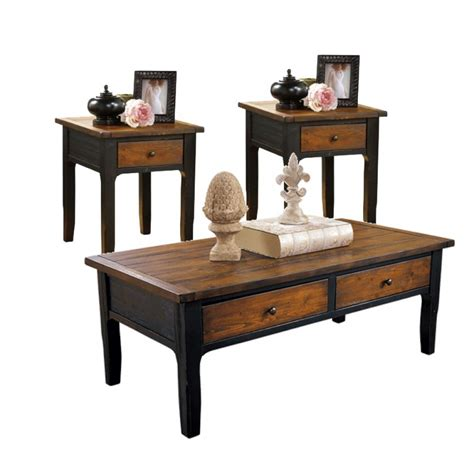 Furniture Coffee Table Set by Unifying The Room Style With Coffee Tables And End Table