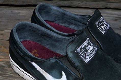 nike sb janoski slip skate shoes wear test review