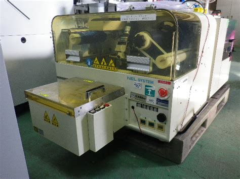 Wafer Nitto nitto denko wafer mounter nel system msa840 used second surplus equipmatching for