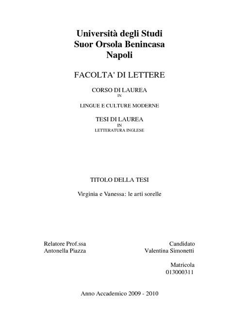 unipa lettere moderne universit 224 degli studi suor orsola benincasa napoli