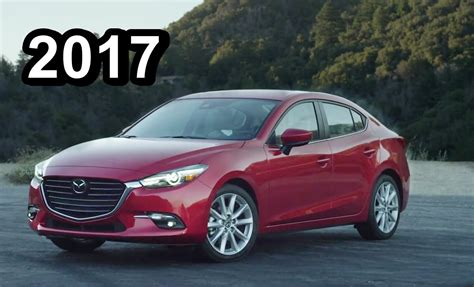 2017 Paint Colors Of The Year by 2017 Mazda3 Sedan Exterior Interior And Drive Youtube