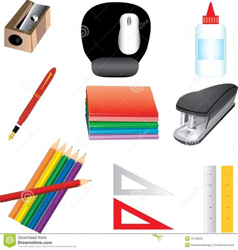 coloring school icons royalty free stock photos image school icons black royalty free stock image