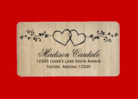 wedding address label template 13 wedding address labels jpg psd free