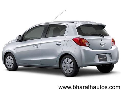 mitsubishi hatchback mitsubishi india s bright hopes on mirage hatchback
