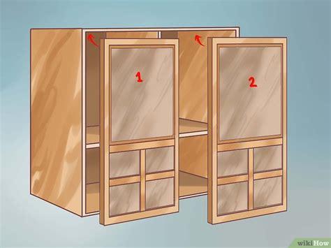 montare armadio come montare ante scorrevoli sull armadio 11 passaggi