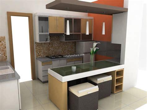 desain cat dapur rumah minimalis desain dapur sesuai tipe rumah nota furniture