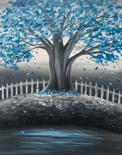 paint nite tree paint paint and events on