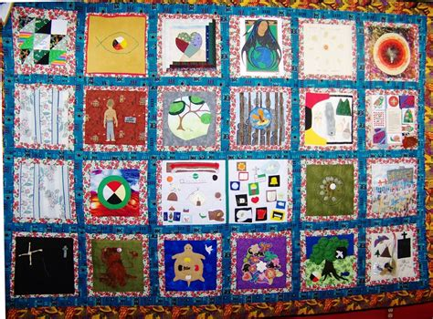 Community Quilt by Community Quilt Projects Pimaatisiwin Quilts