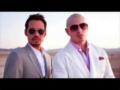 Note To Jlo Do Not Let Marc Produce For You by Pitbull Ft Marc Anthony Me With Lyrics