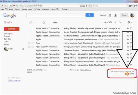 How To Search In Gmail How To Sign Out Opened Gmail Account Remotely On Mac Iphone