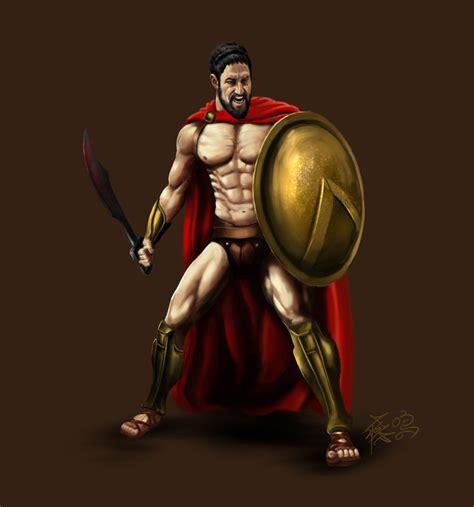 king leonidas spartan 300 king of sparta
