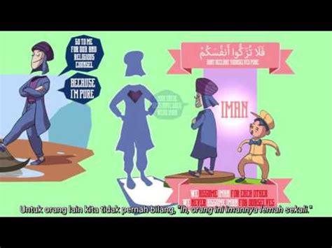 film islami yang menyentuh hati transkrip kartun islami membersihkan hati nouman ali