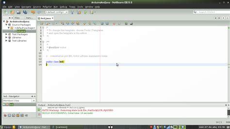 tutorial arduino java java al maximo primer tutorial arduino desde java