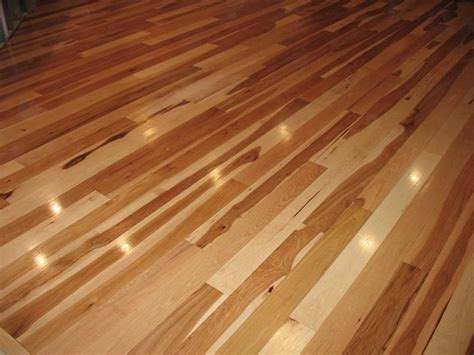 indoor natural element of hickory wood floor wood