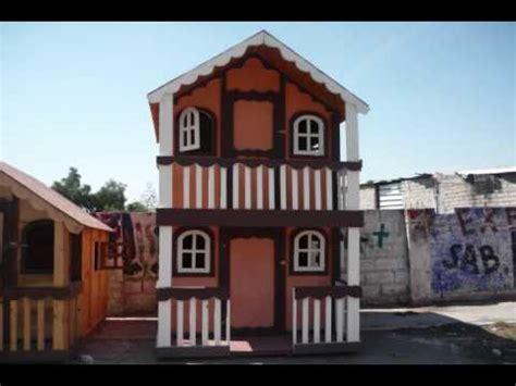 casitas de madera youtube